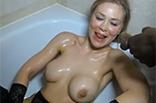 Vollgewichst und Golden Shower
