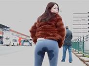Nasse Hosen in der Öffentlichkeit
