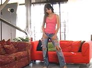 In Jeans pissen ist herrlich