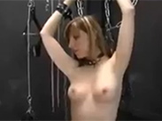 Devote Sklavin von Männern benutzt
