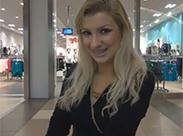 Deutsches Girl pisst in Umkleide