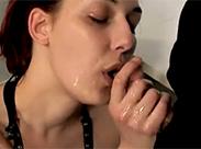 Junge Französin beim Pisse Sex