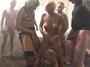Deutsche Rentner beim Pisse Sex