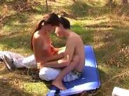 Junge Teenies probieren Natursekt Sex