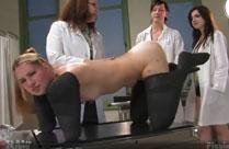 Natursekt in der Frauen Klinik